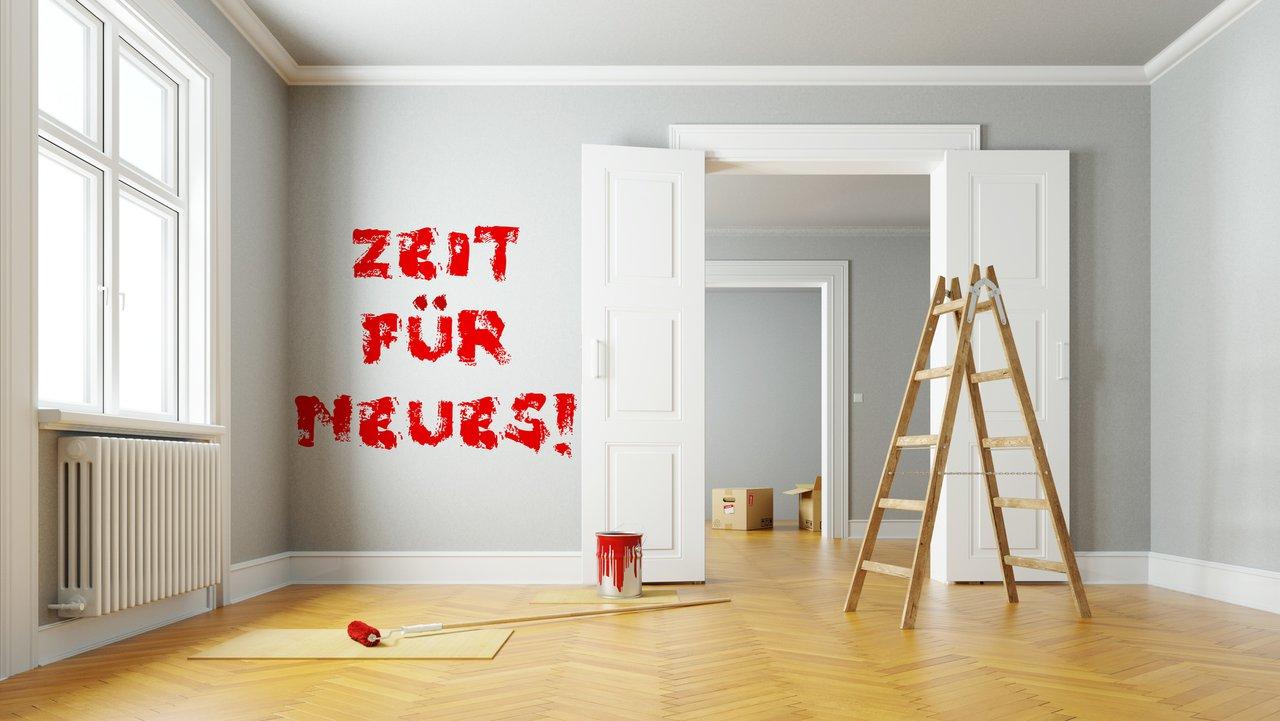 Farben, Lacke Und Tapete U2013 Wand  Und Decken Vom Maler